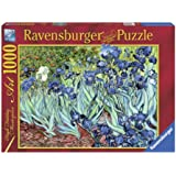 Ravensburger 15613 Van Gogh: Gli Iris Puzzle 1000 pezzi Arte