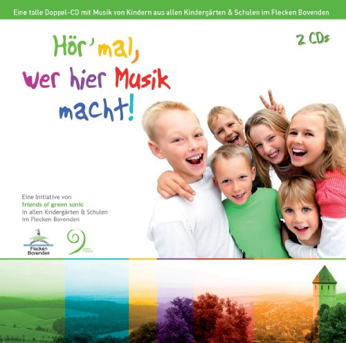 Hör' mal, wer hier Musik macht! (Kunstkopf-Aufnahme by friends of green sonic in PANTOFONIE®)