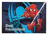 Undercover SPJU0962 - Freundebuch A5 Marvel Spider-Man