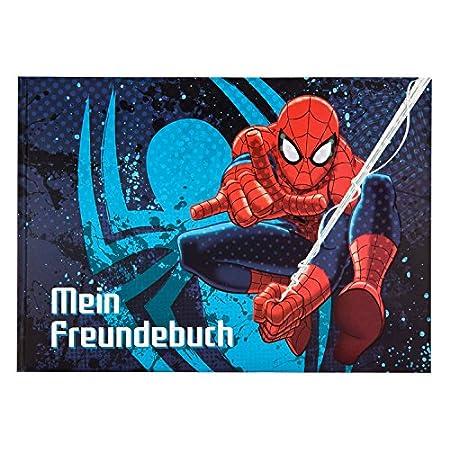 Undercover SPJU0300 – Gummizugmappe A4 Marvel Spider-Man
