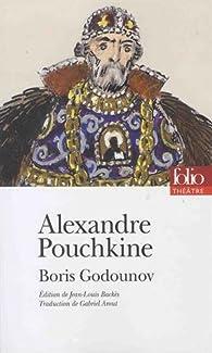 Boris Godounov par Alexandre Pouchkine