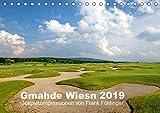 Gmahde Wiesn - Golfkalender 2019 (Tischkalender 2019 DIN A5 quer): Gmahde Wiesn - der Golfkalender 2015 von Golfsportfotograf Frank Föhlinger mit ... (Monatskalender, 14 Seiten ) (CALVENDO Sport)