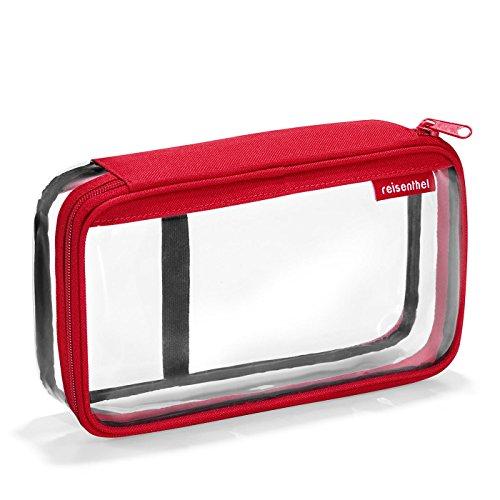 Reisenthel takeoffcase Pochette per trucco, 21 cm, 1 liters, Rosso (Red)