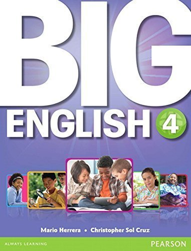 Big English 4 Student Book by Mario Herrera (2012-11-29) por Mario Herrera; Christopher Sol Cruz
