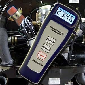 Analyseur de moteur numérique compte-tours voiture kfz U/min DZ2