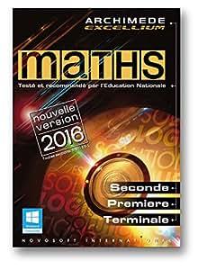Archimede excellium maths 2016