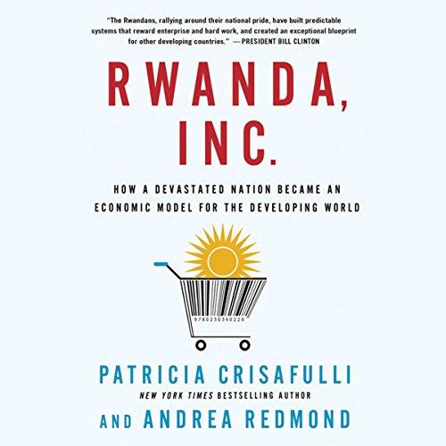 Rwanda, Inc.  Audiolibri