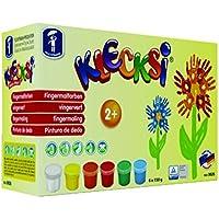Feuchtmann Spielwaren 6330618 - Klecksi Fingermalfarbe