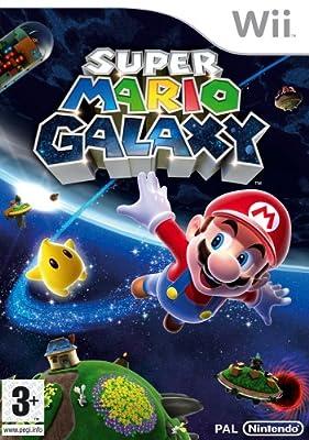 Super Mario Galaxy (Wii) by Nintendo