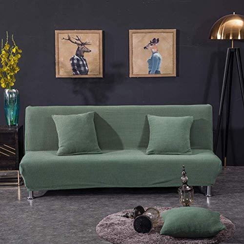 KongEU Funda elástica para sofá o Cama, sin Brazos, Protector de futón...