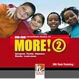 MORE! 2 DVD-ROM mit Schularbeiten-Training: Einzelplatzversion