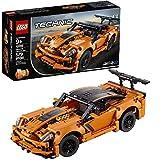 Lego - Technic Chevrolet Corvette ZR1, Modello 2 In 1,Set di Costruzioni per Appassionati e Ragazzi +9 Anni, 42093