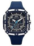 Azul Super Sportivo Square Relojes de Brera Orologi