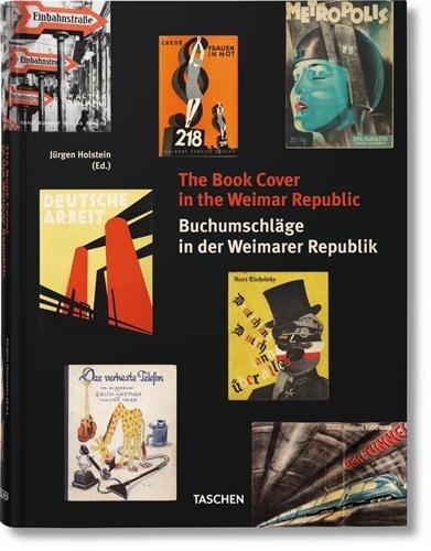 The Book Cover In The Weimar Republic (Varia) por Jürgen Holstein