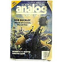 Analog vo; CV no 10 (October 1985) - Spinneret (conclusion), Loaves and Fishes, Worlds of Crystal Sky of Fire, Garbage, Finnegan's Wake, The Constitutional Origins of Westly v Simmons
