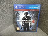 Uncharted 4: A Thief's End Launch Edition [PS4]