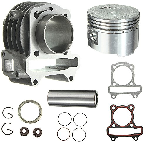 Viviance Gy6 50Cc Bis 80Cc Big Bore Kit Zylinder Ringe 139 Qmb 139Qmb Scooter Moped (Big Bore Kit Gy6)