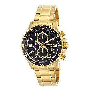 Invicta 14878 Specialty Reloj para Hombre acero inoxidable Cuarzo Esfera