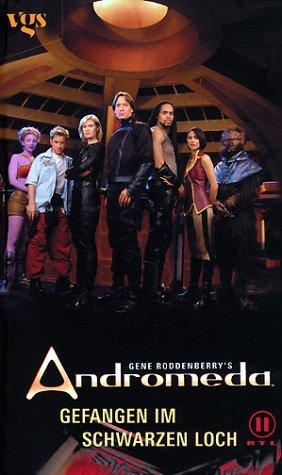 Gene Roddenberrys Andromeda Bd.1. Gefangen im Schwarzen Loch.