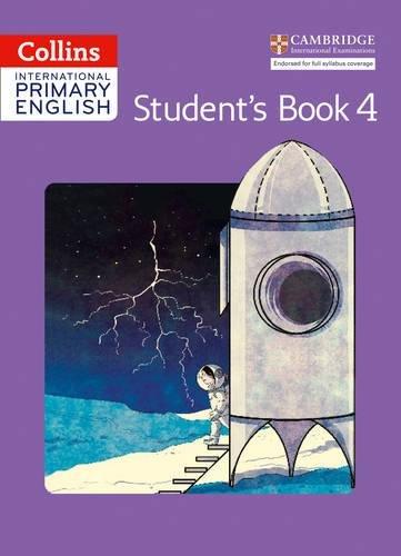 Collins Cambridge International Primary English - International Primary English Student's Book 4