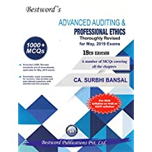 Advanced Auditing & Professional Ethics Throughly Revised for May, 2019 Exams 19th Edition 2019 for OLD Syllabus as well as New Syllabus