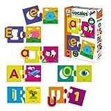 Diset Juguete educativos Las Vocales (68964)