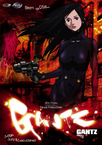 Bild von Gantz 9: Judge Jury & Executioner [Import USA Zone 1]