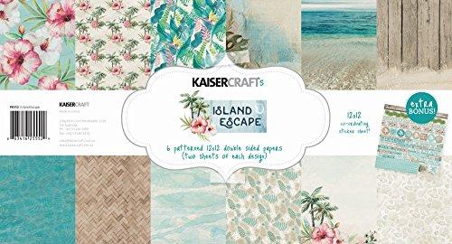 Kaisercraft Paper Pack 12