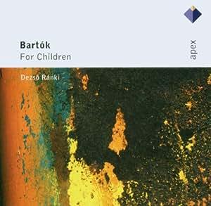 Bartok : Gyermekeknek [For Children]  -  Apex