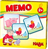 HABA 303759 - HABA-Lieblingsspiele – Memo Bauernhof