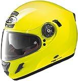 X-Lite X 702 GT Hi-Visibility N- Com Integralhelm, Farbe gelb, Größe XS (53/54)