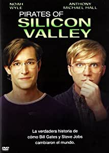 Pirates of Silicon Valley (Region 2) PAL (Import with English Soundtrack and Subtitles)