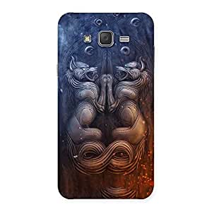 Cute Guardians Of Hell Back Case Cover for Galaxy J7