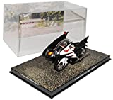 Classic TV Series Batcycle Batmotorrad Batman Series Film 1/43 Eaglemoss Sonderangebot Modell Auto