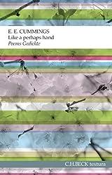 Like a perhaps hand: Poems. Gedichte (textura) (German Edition)