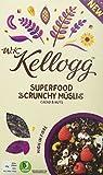 W.K Kellogg Superfood Crunchy Müsli Cacao und Nuts, 400 g