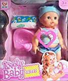 #9: Sweet and Lovely Baby for Boys&Girl with Funny Sound (HCCD Enterprise) (BOY)