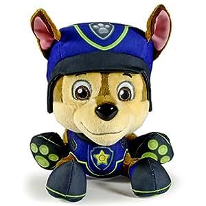 Paw Patrol - Pup Pals - Chase - Petite Peluche Pat' Patrouille