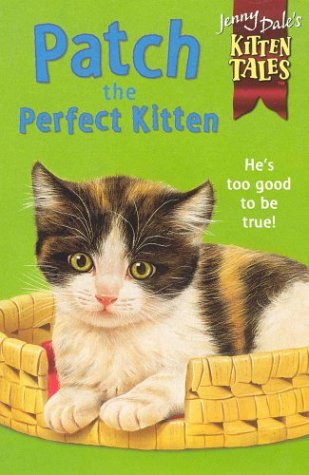 Patch the perfect kitten