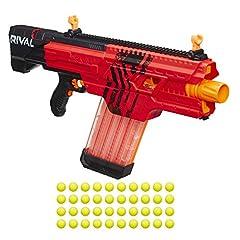 Idea Regalo - Hasbro Nerf, Rival Khaos MXVI-4000, fucile giocattolo blaster