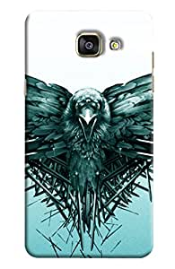Clarks Printed Designer Back Cover For Samsung Galaxy A3 2016