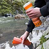 Wasserfilter Ultralight Purifier orange -