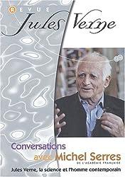 Revue Jules Verne n° 13-14 : Conversations avec Michel Serres : Jules Verne, la science et l'homme contemporain