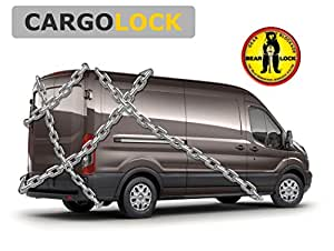 carg olock pour Ford Transit Custom–Véhicules Utilitaires Coffre Protection antivol Bloquer