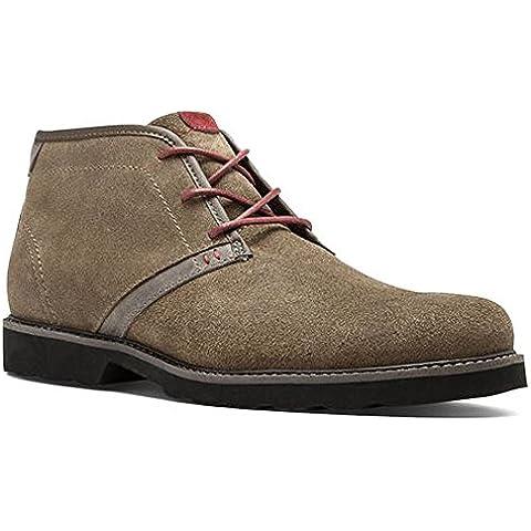 Dunham Men's REVdash Taupe Boot 10 D (M)