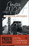 Un amour impossible par Angot
