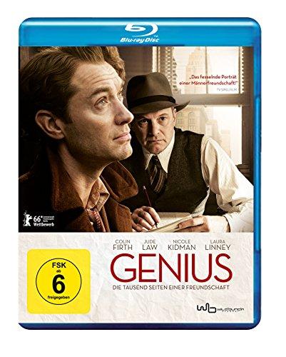 Genius - Die tausend Seiten einer Freundschaft [Blu-ray]