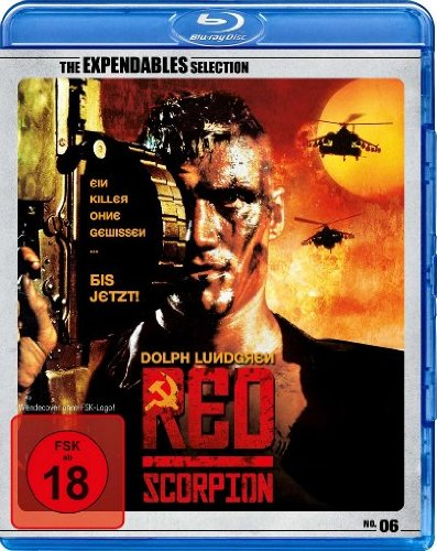 Red Scorpion - The Expendables Selection [Blu-ray]