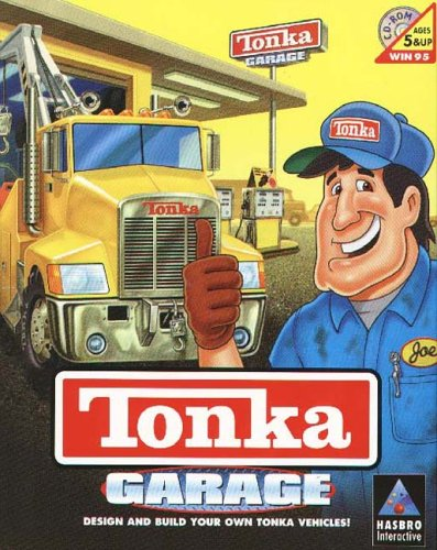 tonka-garage