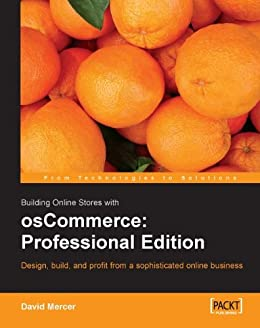 Building Online Stores with osCommerce: Professional Edition par [Mercer, David]